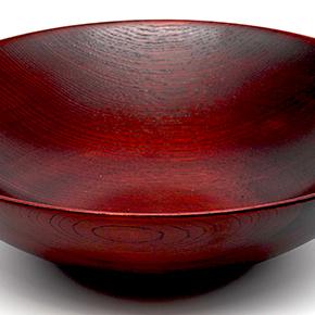 うるしサラダ鉢
