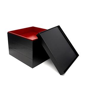 おせち紙重箱